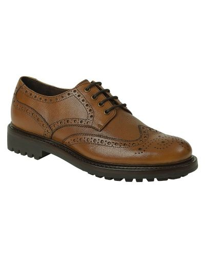Hoggs of Fife Prestwick Brogue Shoe